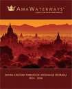 AmaWaterways, Burma 2014-16
